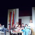 27. Novačanova gledališka srečanja: otvoritev in prva predstava (foto, video)