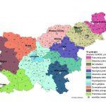 Nov predlog: Celje po novem sedež Savinjske pokrajine