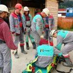 Delovna nesreča v velenjskem rudniku