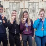 Larisa evropska prvakinja, Alisa in Nina bronasti, Kemal z ekipnim zlatom