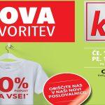 KiK Slovenija – Otvoritev poslovalnice v Celju