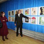 20 let prve razstave iz Celja v Moskvi (foto)