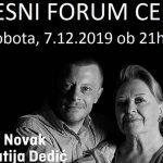 Vabimo na koncert Gabi Novak in Matija Dedić v Plesni forum Celje – ponujamo nekaj cenejših vstopnic