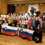 Mednarodno zlato za Mešani mladinski pevski zbor I. gimnazije v Celju (foto)