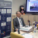 Šolski center Celje v 60-letnico delovanja z novimi, specializiranimi učilnicami (foto, video)