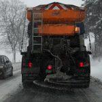 December prinaša ohladitev in sneg. Celjska zimska služba pripravljena, na voljo tudi brezplačna sol