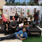 Celjski mladinski center tudi letos obiskal Božičkovo tovarno daril