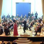 Novoletni simfoniki GŠ Celje dvakrat napolnili Narodni dom