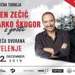 Vabimo na koncert Dražena Zečića in Marka Škugorja z gosti v Velenju