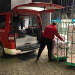 Božičkova tovarna daril v Celju osrečila 1111 otrok in 150 starostnikov