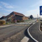Križišče Ronkove ulice in ulice Ložnica pri Celju odslej varnejše za šolarje