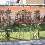 Božični Vojnik 2019: na vrtovih pred domovi Vojničanov stojijo jaslice (foto, video)