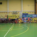 Mladim celjskim nogometašicam odlično tretje mesto na mednarodnem turnirju v Celju (foto)