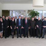 Tradicionalni sprejem za predstavnike verskih skupnosti v Celju