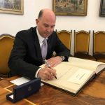 Veleposlanik Ruske federacije prvič na obisku v Celju