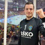 Celjske rokometaše okrepil občasni hrvaški reprezentant