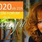 Ne zamudite Tereze Kesovije v Plesnem forumu Celje!