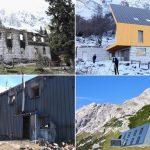 Tako bosta videti nova domova na Okrešlju in Korošici (foto)