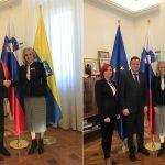 Obisk veleposlanice ZDA v Celju