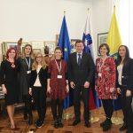 Celje obiskali madžarska veleposlanica in profesorji iz Dubrovnika