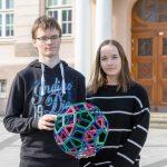 Kajuhovca državna prvaka v razvedrilni matematiki