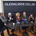 Prva slovenska uprizoritev tragedije Očiščenje v SLG Celje (foto, video)