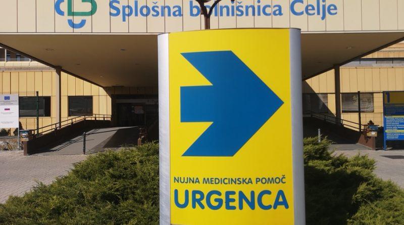 Specialisti urgentne medicine Urgentnega centra Celje uresničili grožnje z odpovedmi