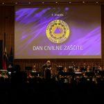 Ob dnevu Civilne zaščite 2020 podelili nagrade in priznanja najzaslužnejšim (foto)