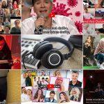 Koronaglasba: Z glasbeno motivacijo v prijetnejšo samoizolacijo (video)