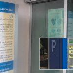 Mestna blagajna od ponedeljka znova odprta, javna parkirišča pa plačljiva