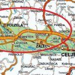 Ostrejše prepovedi gibanja v Žalcu, na Polzeli in v Braslovčah