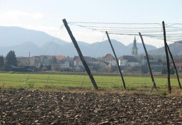 Grozi izguba prvovrstnih kmetijskih zemljišč