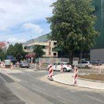 Od petka do nedelje dodatno oviran promet skozi krožišče pri Glaziji