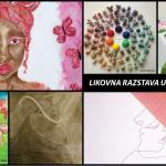 Medgeneracijska likovna razstava Likovne skupine Prijateljiin učencev OŠ Lava prvič virtualno