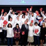 Michelinova kulinarična priznanja tudi trem restavracijam s Celjskega