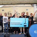 """Zaključni koncert ob 10. obletnici """"Cityband 2020"""" prestavljen na prihodnje leto"""