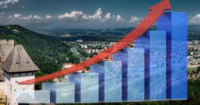 Gospodarstvo celjske regije v letu 2019: plače še vedno daleč od slovenskega povprečja, a tudi produktivnost