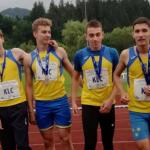 Mladi celjski atleti uspešni na Atletskem pokalu Slovenije za mlajše mladince in mladinke