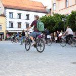 Protesti v Celju ne zgolj za kolesarje
