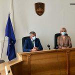 Ministrica za pravosodje obiskala višje in okrožno sodišče v Celju