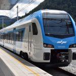 Nov sodoben vlak že na celjskih progah (foto, video)
