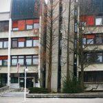 Zaradi grožnje z eksplozijo evakuirali sodišče v Velenju