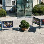 Na Krekovem trgu razstava v zahvalo NK Celje (foto)