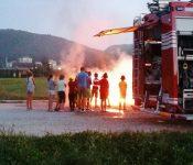 5. gasilski tabor na OŠ Lava