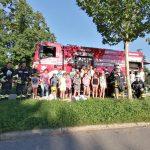 Na Osnovni šoli Lava že peto leto zapored organizirali gasilski tabor (foto)
