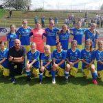 Nogometašice ŽNK Savinja odigrale prvo tekmo v državni ligi do 15 let