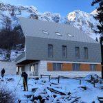 Pridobljeno gradbeno dovoljenje za nov dom na Okrešlju, ki bi lahko bil zgrajen še letos