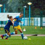 Mlade celjske nogometašice slavile v štajerskem derbiju (foto)