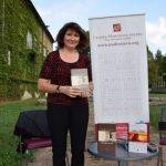 Izšla nova knjiga Alme Karlin: Daljna ženska (foto, video)