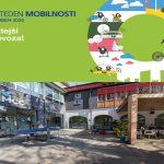 Bliža se Evropski teden mobilnosti 2020 v Celjskem mladinskem centru